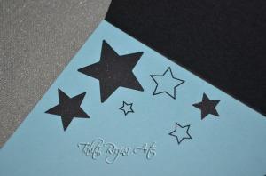 CA01 Convite Aniversario 15 anos Estrela . 5