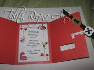 CAI11 Convite Alice no Pais das Maravilhas