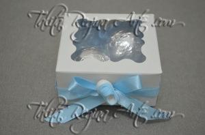 Lembrança Maternidade Nascimento - Gemeos - Lembranca Batismo - Cha de Bebe