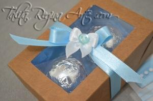 LN03 - Lembrança Maternidade Nascimento - Gemeos