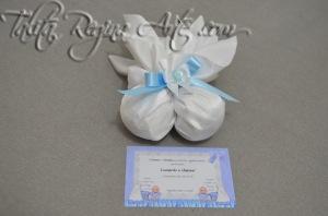LN05 - Lembrança Maternidade Nascimento - Sache - Gemeos