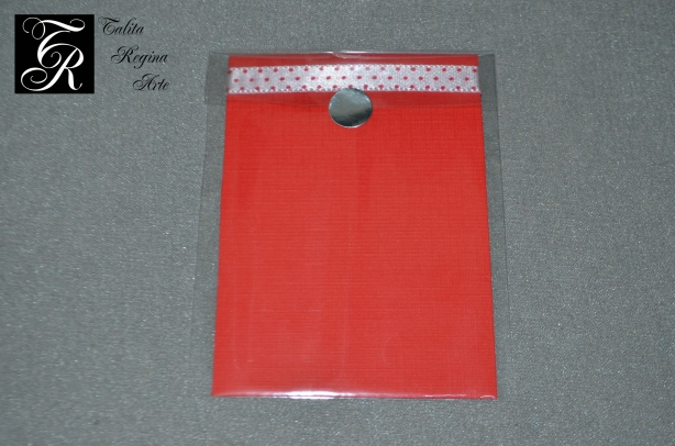 Convite Minnie Vermelha CAI02.b