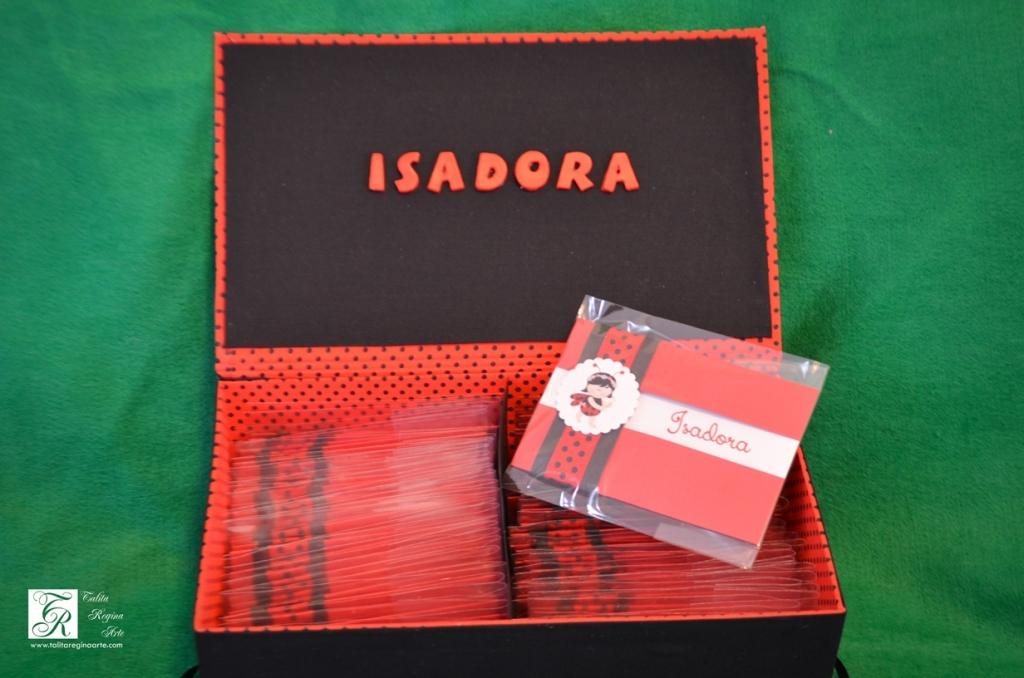 Convite Joaninha - Caixa Joaninha-4