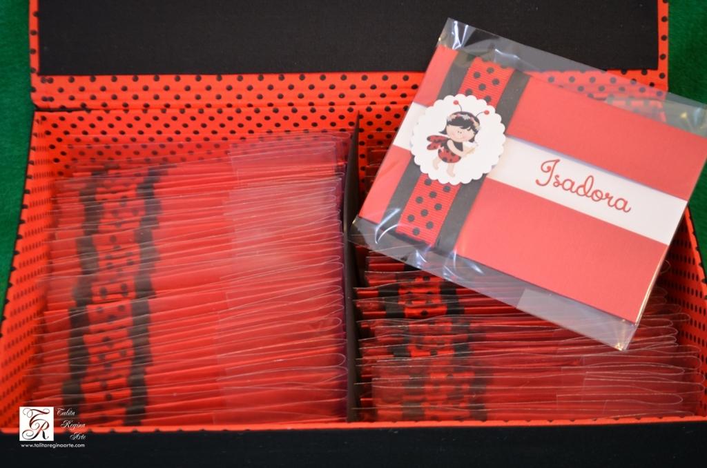 Convite Joaninha - Caixa Joaninha-6
