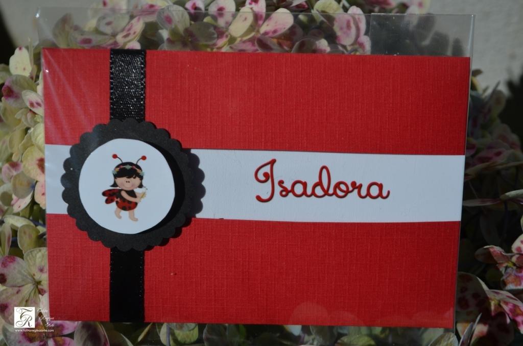 Convite Joaninha ou Jardim Encantado-5