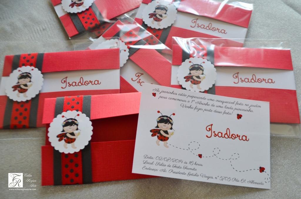 Convites Joaninha -2