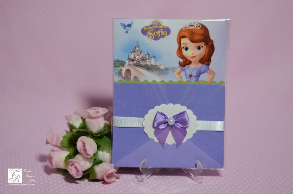 Convite Princesa Sofia - diferente-15