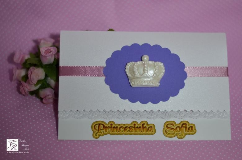 Convite Princesa Sofia - diferente-18