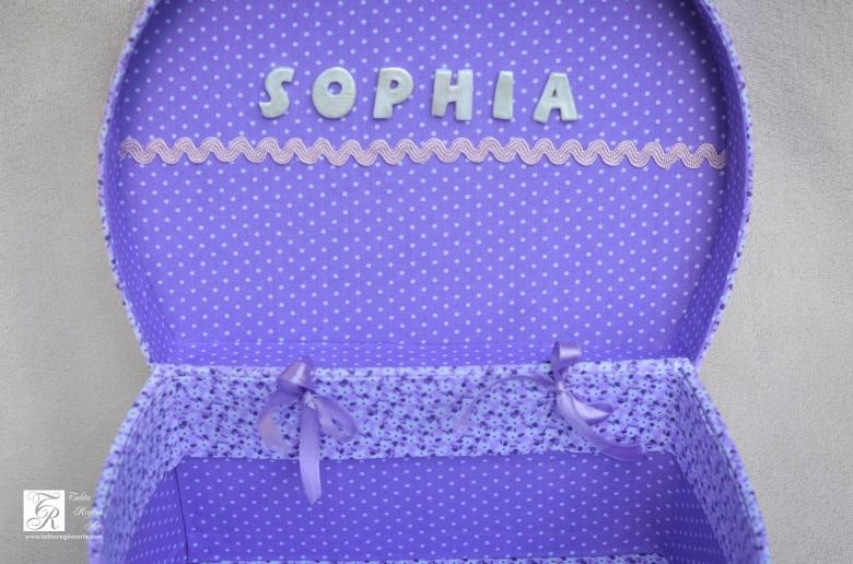 Maleta e Convite Princesa Sofia-4