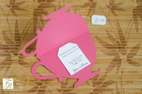 Modelo Xícara de Chá