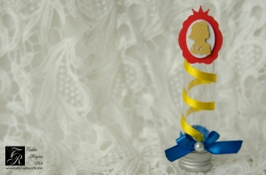 Tubete Branca de Neve - Princesa