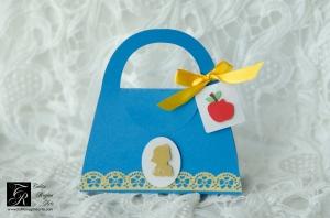 Bolsa Branca de Neve - Princesa